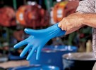Chemsoft<SUP>®</SUP> Industrial Nitrile Gloves by North Safety Products