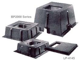 Single Phase Fiberglass Transformer Box Pads