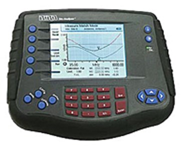 Site Analyzer®: SA-6000XT, 25-6000 MHz
