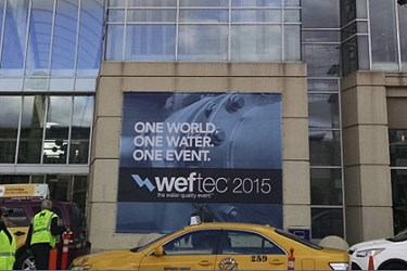 WEFTEC front