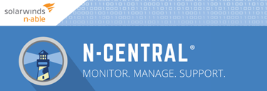 N-central - Award-Winning RMM & MSP Service Automation Platform