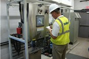 On-Site Chlorine Generation Replaces Conventional Chlorine Gas Feed System In Scottsdale AZ