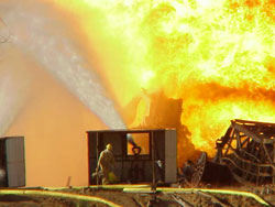 Firefighting And Well Control