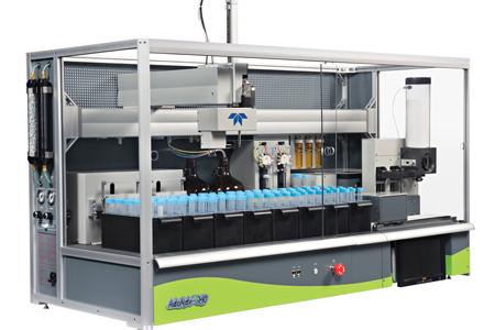 AutoMate-Q40 Automated QuEChERS Sample Preparation Workstation
