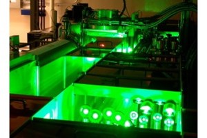 Coupling 2 'Tabletop' Laser-Plasma Accelerators, A Decisive First Step Toward Tomorrow's Ultrapowerful Compact Machines