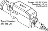 Typical Standard Jiffy-Tap Unit