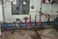 Electromagnetic Flowmeter Survives Floods