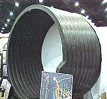 APWA CONGRESS: Profile Wall HDPE Pipe