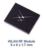WLAN 802.11b/g RF Front-End Module
