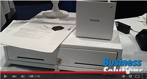 M-S Cash Drawer, Epson Announce Partnership At RetailNOW 2015