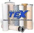 BHA-TEX® membrane filters