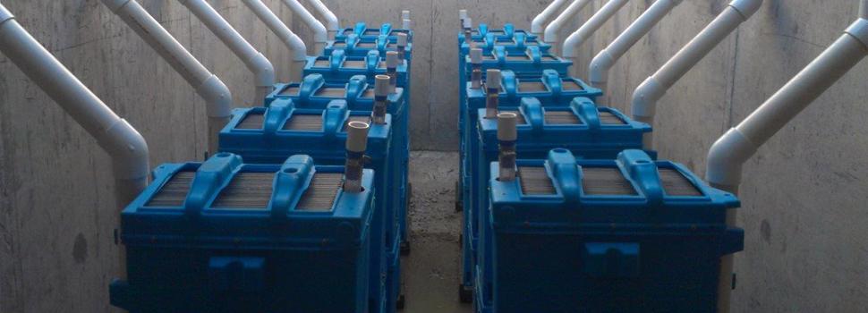 BioBarrier® Membrane BioReactor (MBR) & HSMBR