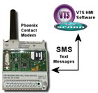 Use SMS Text Messages To Monitor & Control Your SCADA System