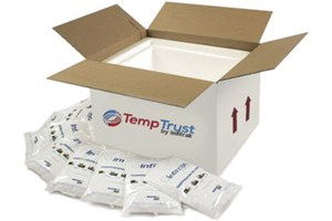 Qualified Temperature Controlled Packaging Solution: TempTrust™