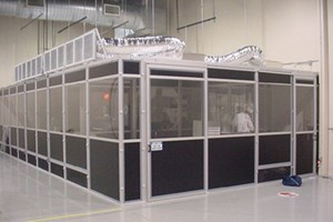Pharmaceutical Modular Hardwall Cleanroom