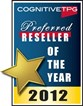 "CognitiveTPG Names Royce Digital ""Reseller of the Year"""
