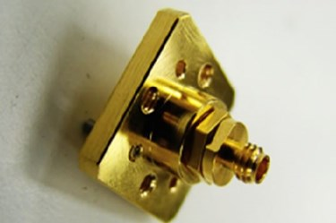 Waveguide to End-Launch Adapters: 411 Series