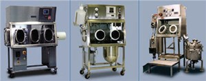 Milling/Mixing/Reactor Charging Isolator