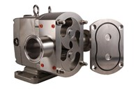 Food & Beverage Manufacturing Rotary Lobe Positive Displacement Pumps – AL Series