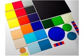 Color Filter Glass
