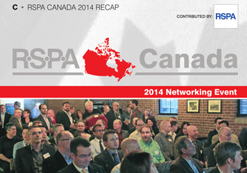 RSPA Canada 2014 Recap