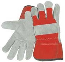 Palm & Finger Coated Seamless Knit Glove