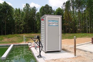 5000s Compact-Enclosure Water Treatment System