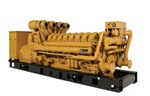 Power Generation - Diesel Generator Set 2-4MW - Powered by the Cat C175