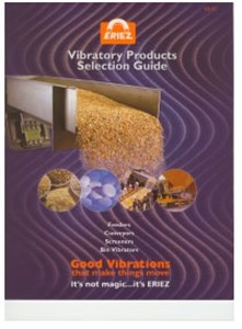 Eriez Vibratory Products Selection Guide