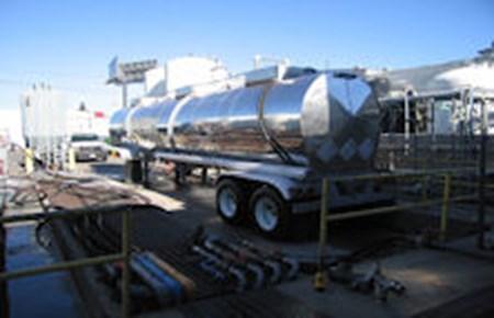Condensate Polishing Ion Exchange Resin Regeneration — Offsite