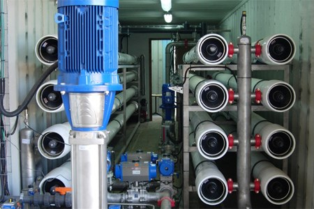 Overcoming Difficult Conditions, Salty Groundwater And Changes In Feedwater Quality