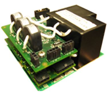 3-Phase AC-DC Power with Active Power Factor Correction