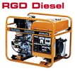 Portable Diesel generator sets
