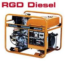 Portable Diesel generator sets