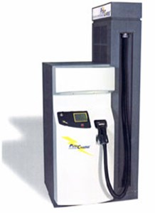 PosiCharge Electric Vehicle Fueling Station