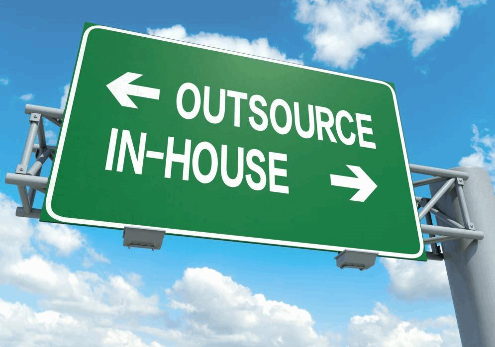 outsourcing field service