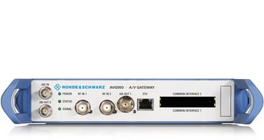 DVB Satellite Receiver: R&S® AVG050