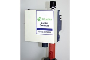 Capital Controls® Series NXT3000 High Capacity Gas Feed System