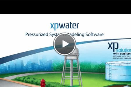XPWater: Pressurized System Modeling Software