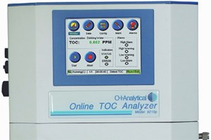 A Comparative Study Of On-Line And Laboratory TOC Analyzers For Analysis Of Municipal Wastewater