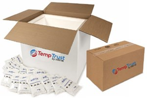 48 Hours Of Cold Chain Packaging: TempTrust™
