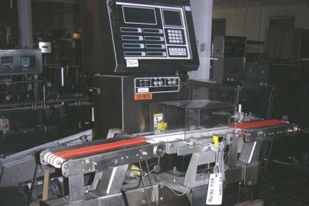 Used Ramsey Check Weigher
