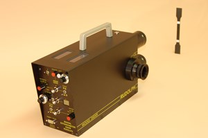 Optical High Speed Extensometer