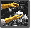 Chemical Resistant Industrial Gloves
