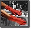 Tripletec Plus G44R Industrial Cleaning Gloves