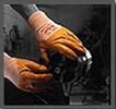 Nitrotough N210 Tough Industrial Gloves