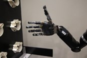 Mind-Controlled Robotic Arm Demonstrates Power Of Prosthetics