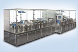Pharmaceutical Liquid Tube Filling And Closing Equipment
