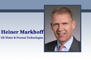 Views From The Top: GE Water CEO On The Future Of Reuse
