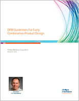 DFM Guidelines For Early Combination Product Design